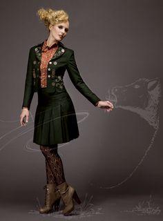 Kollektion 2011/2012 - Trentini Couture