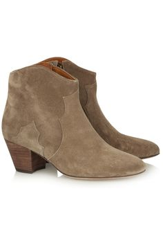 """style / boots / isabel marant """"dicker"""" / (i will never stop wanting these)"""
