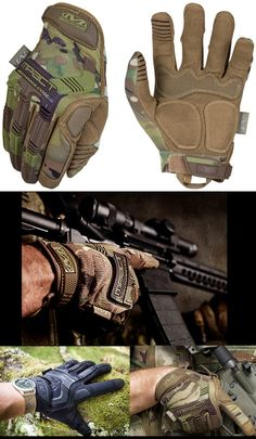 Tactical Military Gloves for moto, firearms and outdoor use