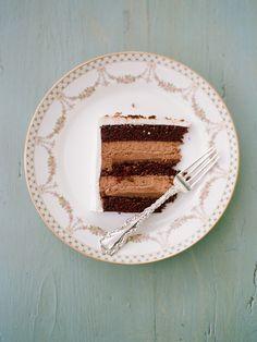 + slice of cake