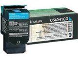 Ink Coupons For - Lexmark C540H1CG Laser Toner Cartridge - Cyan High Capacity, Works for C540n, C543dn, C544dn, C544dtn - http://www.inkcoupon.org/lexmark-c540h1cg-laser-toner-cartridge-cyan-high-capacity-works-for-c540n-c543dn-c544dn-c544dtn/