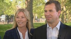 Montreal-born Autumn Phillips, who married Queen Elizabeth's eldest grandson, has a unique view of the Royal Family. In an interview with CBC's Peter Mansbridge, she describes wh… Peter Phillips, Zara Phillips, Autumn Phillips, Inexpensive Wedding Venues, House Of Windsor, British Monarchy, Royal House, Queen Elizabeth Ii, British Royals
