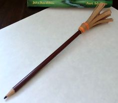 Room on the Broom Book Activities Pencil Topper Craft                                                                                                                                                                                 More