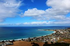 Not too Shabby - Amazing overlook of the town of Apollo Bay. - Apollo Bay, Great Ocean Road, Australia - Photographed March 2013 - Posted on 04.13.13
