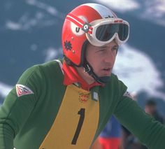 Laureus World Sports Academy Member Franz Klammer dominated the world of downhill skiing during the mid-1970s and over the course of his career, he won an unprecedented 26 World Cup races. But his finest hour indisputably came during the 1976 Winter Olympics in Innsbruck, Austria when he dramatically responded to the pressure of the home fans and won the Olympic downhill by 0.33 of a second.