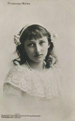 księżniczka szwedzka Märtha - przyszła żona księcia koronnego Norwegii Olava