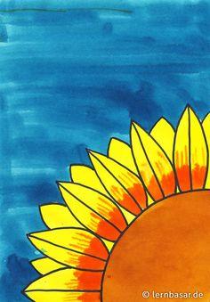 Easy Summer: Sonnenblume