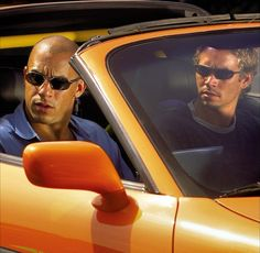 Dom & Brian -- FF1