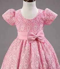 Resultado de imagem para vestidos en blonda para niñas