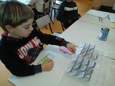 AULA INFANTIL 5 AÑOS C   Estos son algunos de los juegos de ABN con los que disfrutamos en nuestra clase…  JUEGO DE LAS PERCHAS  El juego de... Montessori, 1, Math, Games, Blog, Ideas, Kids Math, Math Games, Math Resources