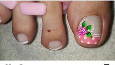 Magic Nails, Toe Nails, Nail Designs, Hair Beauty, Nail Art, Pedicures, Lima, Toenails, Art Nails
