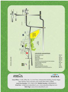 """Good News for all End users and Investors, Minerva Group and Veena Group presents """"Vanya Anandam"""" a freehold Residential Plots and Villas near World Trade Centre(WTC), Tech Zone Greater Noida with 12% assured return along with bank guarantee. All this comes at a very affordable price."""