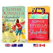 Shopaholic got me into reading a lot!!!