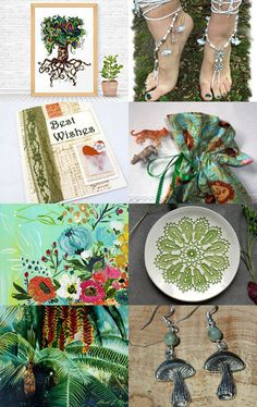 Nature's Wonders by June Corst on Etsy--Pinned with TreasuryPin.com