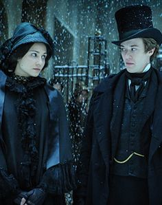 A BBC Charles Dickensian Christmas: Interview and trailer