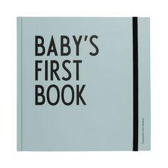 Baby's First Book, turkoosi