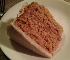 Moments That Take My Breath Away: Caramel Apple Layer Cake with Apple Cider Frosting