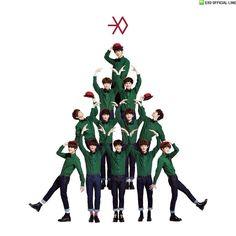 """EXO """"Miracles in December Album"""""""