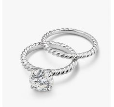 David yurman engagement rings your wedding and Buying An Engagement Ring, Engagement Rings Round, Designer Engagement Rings, Engagement Ring Settings, Solitaire Engagement, Vintage Engagement Rings, Engagement Bands, Tungsten Mens Rings, Wedding Rings Solitaire