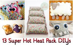 13 Super Hot Heat Pack DIYs
