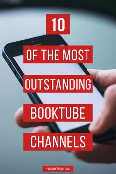 Looking for some bookish entertainment? Check out these 10 amazing BookTube channels!