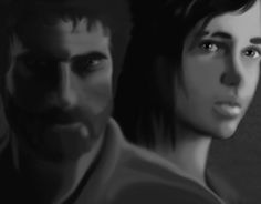 """Check out new work on my @Behance portfolio: """"""""THE LAST OF US"""" tribute art"""" http://be.net/gallery/46566711/THE-LAST-OF-US-tribute-art"""