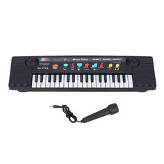 37 Keys Multifunctional Mini Electronic Keyboard Music Toy with Microphone Educational Electone Gift for Children Kids Babies Beginners Musical Toys, Parent Gifts, Animals For Kids, Multifunctional, Musical Instruments, Keyboard, Gifts For Kids, Baby Kids, Musicals