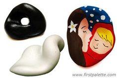 Plaster Balloon Sculptures