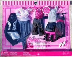 Barbie Doll Fashion Fever Clothing Pack