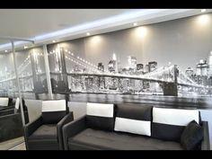 Remont - Duży pokój przed i po w Kawalerce 31 m2 w bloku .Living room be...