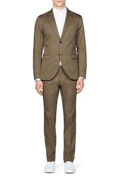 Tiger of Sweeden Summer Suit