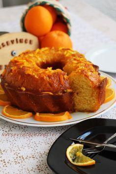 portakallı ıslak kek