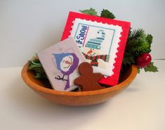 ALBERO di Natale Cottage /& Vischio Cottage 3D Cross Stitch Kit-Set di 2