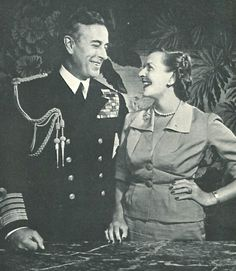 India Hicks wrote: My grandparents *Lord Louis and Edwina Mountbatten