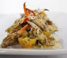 LA Kitchen Marinated Louisiana Crab Claws (But Ernest's is probably better!)