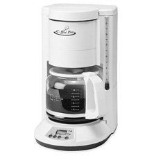 "Coffee Pro 12-Cup Commercial Automatic Brewer - 12 Cup - White by SP Richards. Save 32 Off!. $51.86. Design also features a water level indicator, 48"" cord (three-prong and grounded), cord storage, and two-hour auto shutoff.. Ideal for office, home and hospitality use. Built-in clock helps you stick to your schedule. This 12-cup automatic coffeemaker features swing-out, removable brew basket; a cone-style filter for best brewing results; and removable brew basket for easy cleaning. This…"