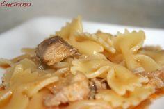 Pasta con tonno fresco, ricetta facile e veloce