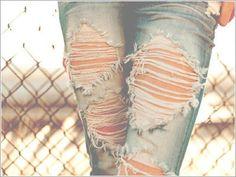 DIY: spijkerstof bleken - Girlscene