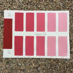 CP Tone Chart-Emperor's Silk