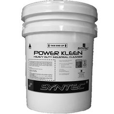 Buy Syntec Pro 6425-50 Direct. Tax-Free. Check the Syntec Pro Power Kleen Vinyl & Aluminum Siding Cleaner (40lb Container) ratings before checking out.