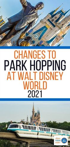 Ziggy Knows Disney tells us how Park Hopping is now back at Walt Disney World in 2021, though in a modified version and with new rules. It's a wonderful way to see your favorite attractions and not waste time with the things you don't want to see. Read here to see all the new rules and regulations coming to Park Hopping in 2021. Disney World Guide, Disney World Secrets, Disney World News, Disney World Vacation Planning, Disney World Parks, Disney World Tips And Tricks, Disney Map, Disney Cruise Line, Disney Resorts