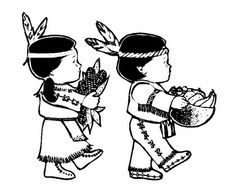 Disney Coloring Pages Holiday : Print out and color picture of woodland indian boy and girl. this is
