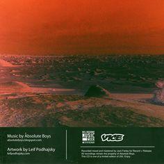 VICE / RECORD & RELEASE - Leif Podhajsky