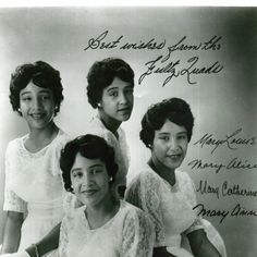 Fultz Quadruplets 1st documented quads born May 23, 1946. They were born to a poor sharecropper father & a mother who couldn't read or write. Named by the opportunistic doctor & taken advantage of Pet Milk. 3 of the 4 would die of breast cancer by the age of 55 allegedly by caused by Pet Milk