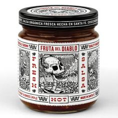 Not the traditional packaging - Illustrator: Jose Guadalupe Posada