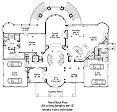 House Plan Display Home Plans Archival Designs