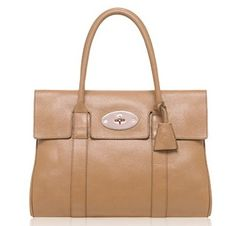 Mulberry Bayswater Bag in Chestnut