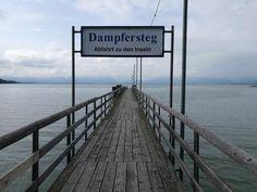 Mit dem Schiff über den Chiemsee | VielFalten Salzburg, Environment, Life