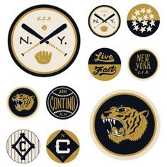 Jon Contino. Love that NY baseball logo.