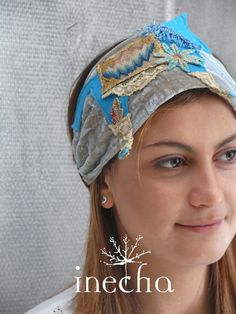 headband from boutiqueenboheme ...